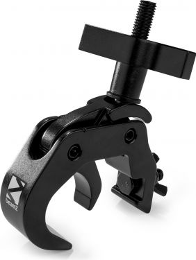 BeamZ professional BC50B-250T Quick Trigger Clamp Slimline 250kg Black