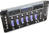 "STM-3006 6-Channel 19"" Mixer"