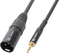 CX47-1 Cable 3.5mm Stereo- XLR Male 0,5m