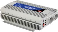 MeanWell Inverter 12V / 1000W modificeret sinus, (CEE7/3)