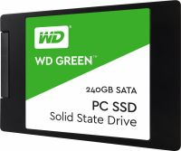 Western Digital Green SSD Harddisk 240GB SATA III 6Gb/s 2,5Inch 7mm