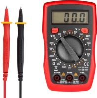 Velleman Digital multimeter DVM841, CAT II 500V / KAT III 300V, 10A