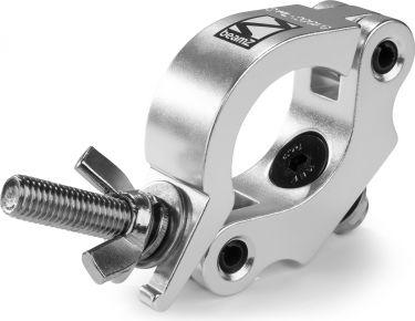 Professional Clamp BC50-200, slimline, godkendt til 200kg, Aluminium