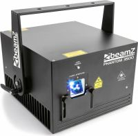 Phantom 3500 Pure Diode Laser RGB Analog