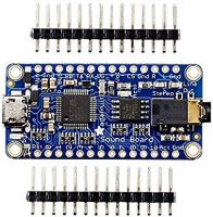 Adafruit Audio FX lydkort WAV/OGG Trigger med 16MB Flash