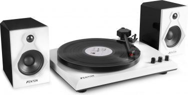 RP160BW Record Player Bluetooth Set B/W