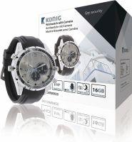 König Wristwatch Skjult Kamera, SAS-DVRWW20