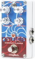 Guitar- og baseffekter, DigiTech Nautila, A unique chorus/flanger pedal that let's you dial