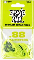 Guitar and bass - Accessories, EB-9191 Everlast Pick Heavy (12-pack)