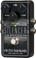 Guitar- og baseffekter, Electro Harmonix EH THE-SILENCER, Conquer noise with The Silencer
