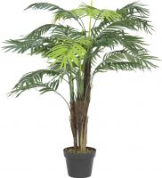 Europalms Areca palm, artificial plant, 110cm