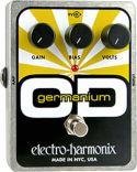 Guitar- og baseffekter, Electro Harmonix Germanium Overdrive, Klassisk 60`er overdrive som