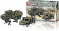 Sluban Byggeklodser Army Serie Army Ranger, M38-B0306