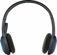 Logitech Headset ANC (Active Noise Cancelling) / Foldable On-Ear Bluetooth Indbygget mikrofon Sort,