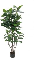 Europalms Rubber tree, artificial plant, 150cm