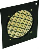 Coloured Filter, Eurolite Yellow Dichroic Filter black Frame PAR-56