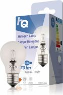 Belysning, HQ Halogen Lamp E27 A55 28 W 370 lm 2800 K, HQHE27CLAS002