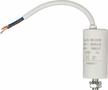 Fixapart Capacitor 2.0uf / 450 V + Cable, W9-11202N