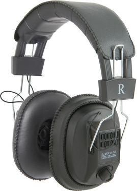 Hovedtelefon mono/stereo + lydstyrke reg.