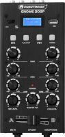 Small 2 Channels, Omnitronic GNOME-202P Mini Mixer black
