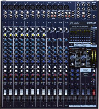 Yamaha EMX5016CF POWERED MIXER (H)