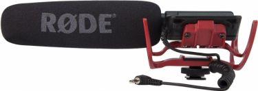 Røde Video Mikrofon med kamerasko Rycote