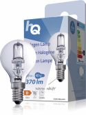 Belysning, HQ Halogen Lamp E14 Ball 28 W 370 lm 2800 K, HQHE14BALL002