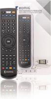 Audio, König PC Programmable Remote Control 4:1 Universal, KN-PCRC40