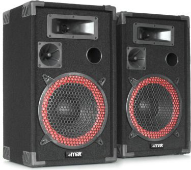 "XEN 3510 PA Box 10"" 700W Pair"