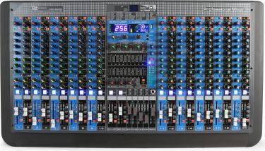 PDM-S2004 20-Channel 2 Sections Mixer