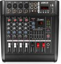 Power Mixere, AM5A 5-Channel Mixer with Amplifier DSP/BT/SD/USB/MP3