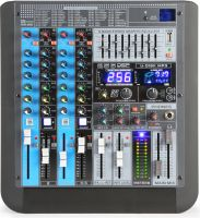 PDM-S604 6-Channel Professional Analog Mixer
