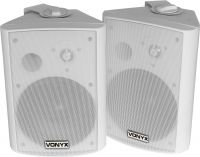 "2-Way speaker 6.5"" 120W - White (Set)"