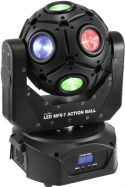 Moving Heads, Eurolite LED MFX-7 Action ball