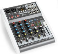 VMM-K402 4-Channel Music Mixer with DSP