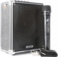 """Fenton ST-040 Transportabelt lydanlæg i kompakt design - 6.5"""" bas 40W"""