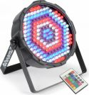 BeamZ FlatPAR 186x 10mm RGBW LEDs