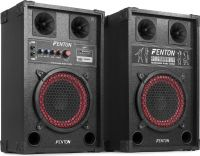 "SPB-8 PA Active Speaker Set 8"" BT"