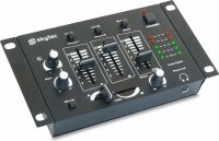 STM-2211B 4 Channel Mixing Table Black