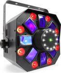 MultiAcis IV LED med laser og strobe