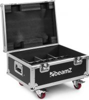FCC9 FlightCase for 8x BBP9 series uplight