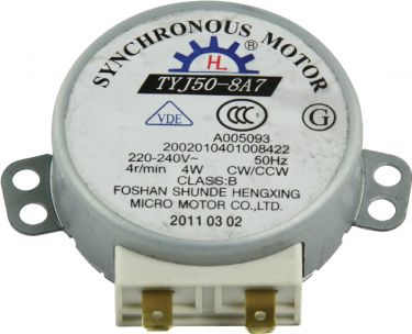 Fixapart Motor Microwave Original Part Number A005093, TYJ50-8A7, MW-TTM467