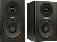 Fostex PM0,4C Studiomonitor-sæt a 2 stk, Sort