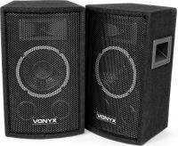 """SL6 Disco speaker 6"""" 250W (Pair)"""
