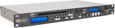 Digital optager PDC-35 med CD/USB/SD afspiller og optagefunktion på USB/SD-kort