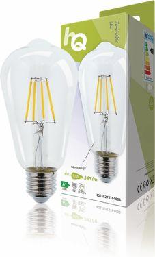 HQ LED Vintage glødelampe Dæmpbar ST64 4 W 345 lm 2700 K, HQLFE27ST64003