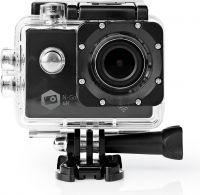 Nedis Action-kamera   Ultra HD 4K   Wi-Fi   Vandtæt etui, ACAM41BK