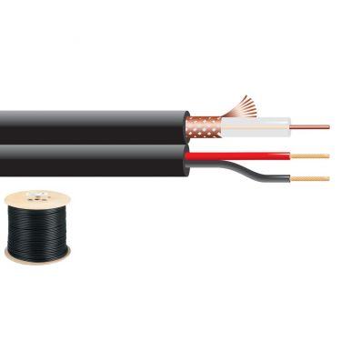 Video/DC kabel 500m VSC-502/SW