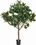 Europalms Magnolia tree, artificial plant, 150cm