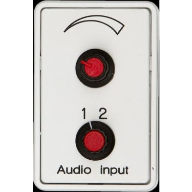 2xaudio in m/volumen t/FUGA ANT-7
